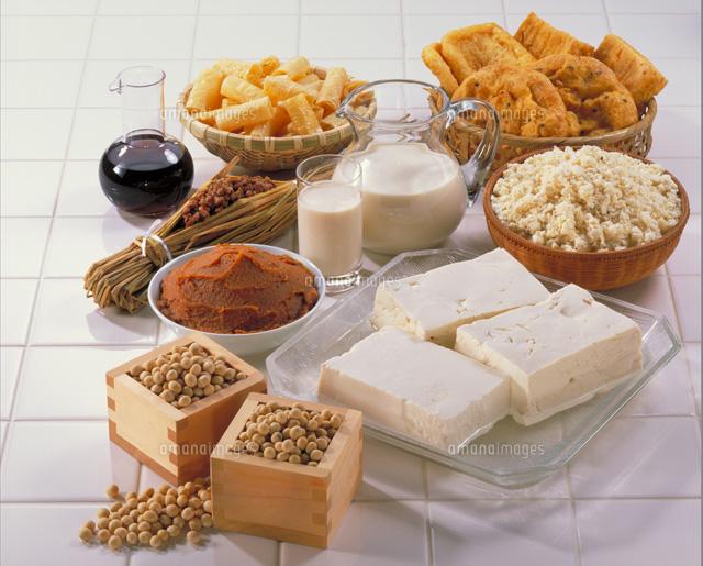 いろいろな大豆製品