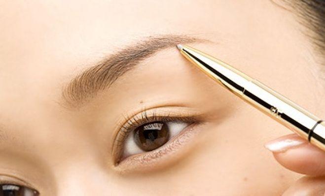 眉毛の書き方写真