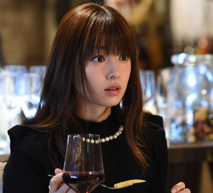 ドラマ髪型深田恭子