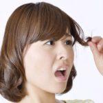 髪を早く伸ばしたい女性