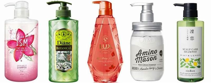 シャンプー いい 匂い 香り重視のシャンプー人気ランキング!ふんわり残るいい匂い♥【2021年...